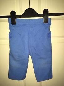 Jojo Maman Bebe girl trousers