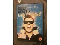 Ricky Gervais- Fame