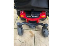 Pride Jazzy 600ES mobility power chair/wheelchair/scooter