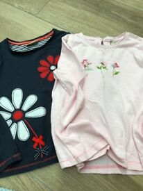 Next girls tops age 3-4