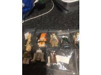 Lego starwars mini figures