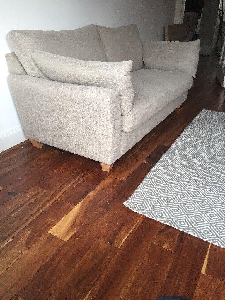 2 Seater Sofa Next Alexis Range In Longstone