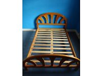 Double Bed Frame - Wooden