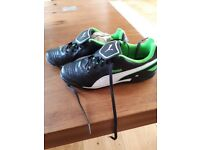 Size 6 Puma King Esito Finale TF boots (brand new and boxed)