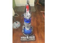 Used Dyson Hoover - neat and tidy with good suction .