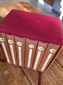 Jane Austen beautiful book set