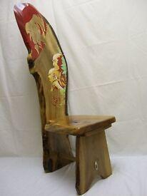 Buddha Chair