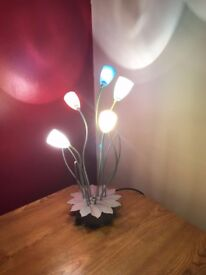 Multicoloured Table Lamp