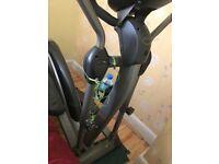 York x302 elliptical cross trainer