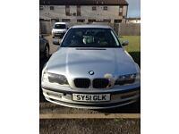 BMW 320d spares or repairs