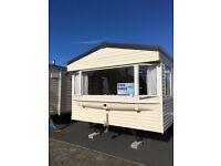 Starter Caravan - North Wales - Site fees inc