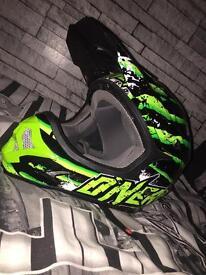 Oneal Motocross helmet - Size Medium