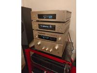 Rare Sony 3000es hifi separate's