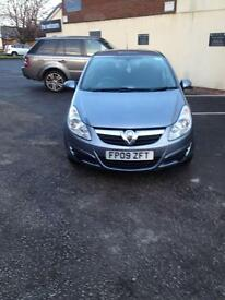 Vauxhall Corsa D 1.2 petrol 60k miles mot light damage £1350