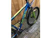 Carrera mountain bike good condition