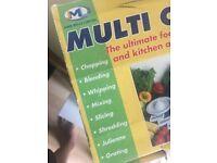 JML Multi Chef Hand Operated Food Processor Ltd John Mills