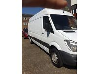 MH Removal Van and Man