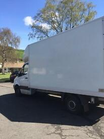 Man & van removals and rubbish clearance