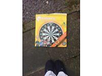 Unicorn dart board