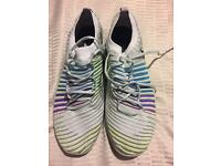 Nike free flynit running trainers