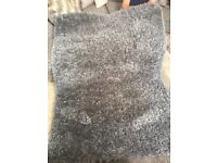 Gorgeous NEXT large grey rug
