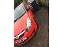 Spares or Repairs 2010 Vauxhall Corsa