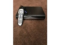 Sky+ HD box cable and remote