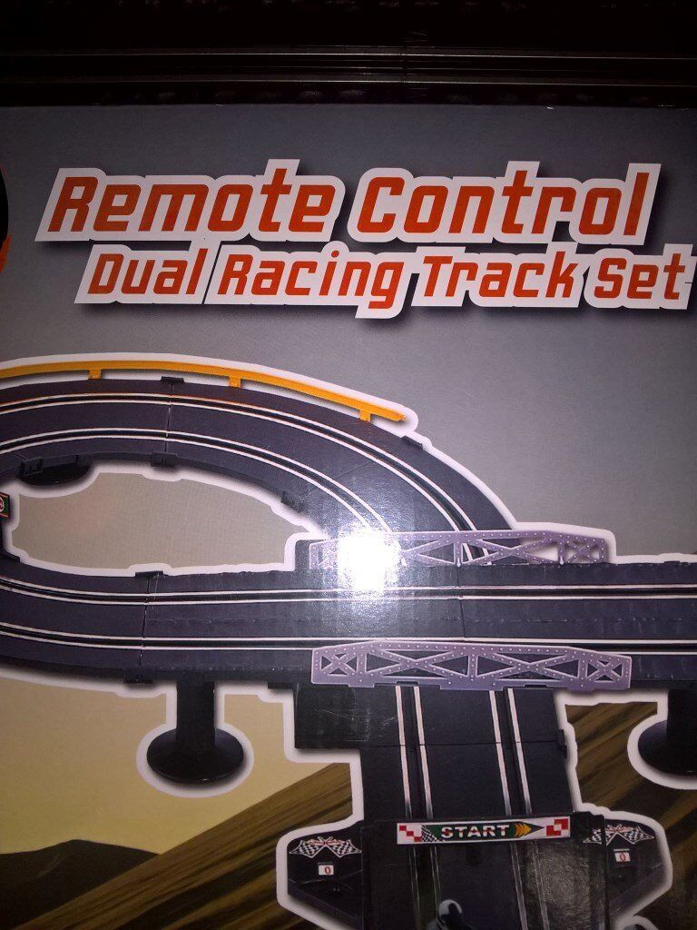 Racing track good condition