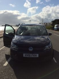 VW Touran in excellent condition