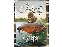 Rare Jim Shelly Carping Recut (signed)