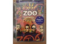 U2 Live DVD and Kylie Christmas CD