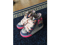 Brand new Next girl toddler casusal shoes, size 4