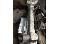 Vauxhall Astra j steering rack