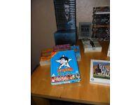 Box Set1 DVD's