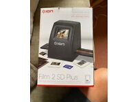 Ion Film 2 SD Plus slide scanner