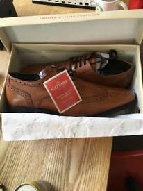 Catesby tan shoes