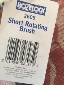 HoZelock Short Rotating Brush
