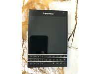 Blackberry Passport - As New