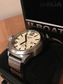 U-BOAT Left Hook 45mm Watch