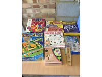 Selection of Toys and Games