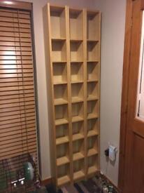 IKEA CD / DVD shelves