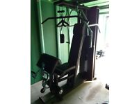 Technogym Unica Multi Gym - Multifunctional with 25+ Exercises, 90KG Weight Stack in 5KG