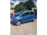 PEUGEOT iOn full electric 21113 miles