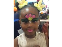 FACE PAINTING F2F
