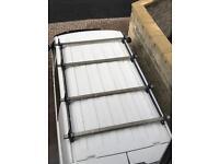 Vw Transporter T5 van guard roof rack roof bar 4 bar system