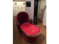 iCandy Peach main carrycot with rain cover
