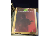 Slayer Decade of Aggression Guitar Tab Book - Brand New