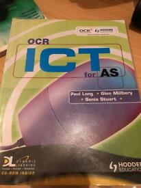 OCR ICT AS Level Book