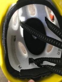 Bike Helmet and pads