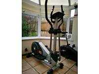 Bremshey elliptical trainer